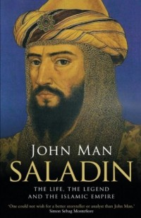 Saladin - okładka książki