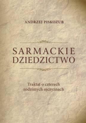 Sarmackie dziedzictwo. Traktat - okładka książki