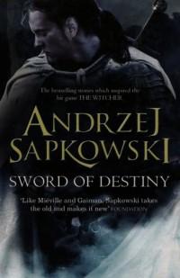 Sword of Destiny - okładka książki