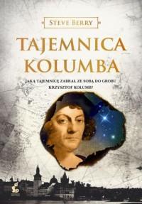 Tajemnica Kolumba - okładka książki
