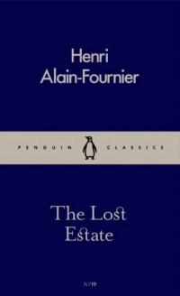 The Lost Estate - okładka książki