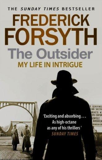 The Outsider - okładka książki