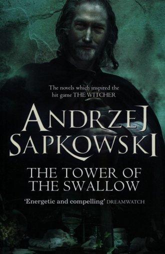 The Tower of the Swallow - okładka książki