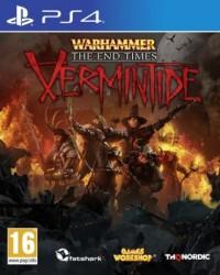 Warhammer. End Times. Vermintide Gold (PS4) - pudełko programu