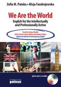 We Are the World English for the - okładka książki