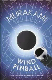 Wind Pinball - okładka książki