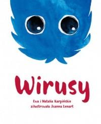 Wirusy - okładka książki