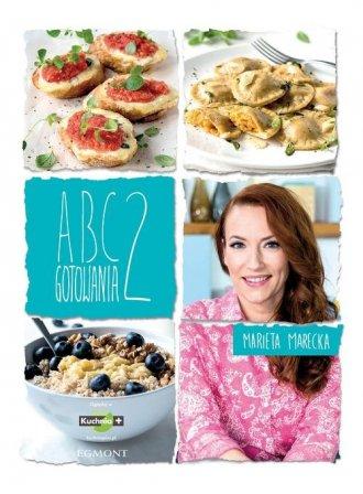 ABC gotowania 2 - okładka książki
