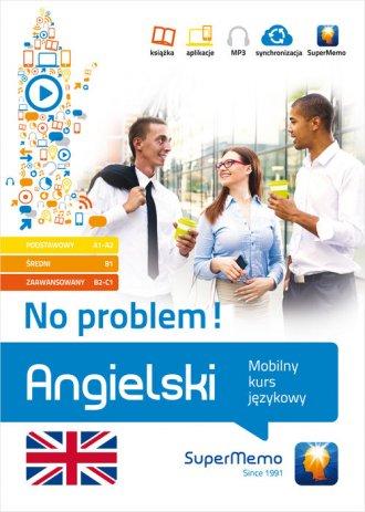 Angielski. No problem!. Mobilny - okładka podręcznika