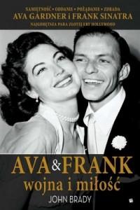 Ava Frank. Wojna i miłość - okładka książki