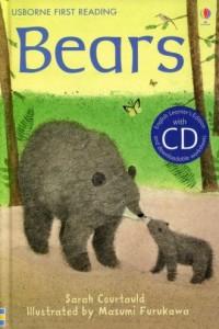 Bears (+ CD) - okładka książki