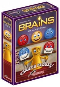 Brains. Uśmiech proszę! - zdjęcie zabawki, gry