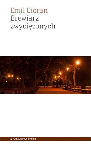 Brewiarz zwyciężonych - okładka książki