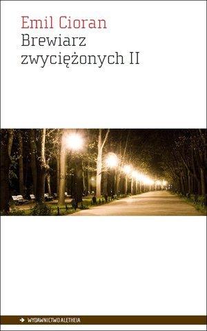Brewiarz zwyciężonych II - okładka książki