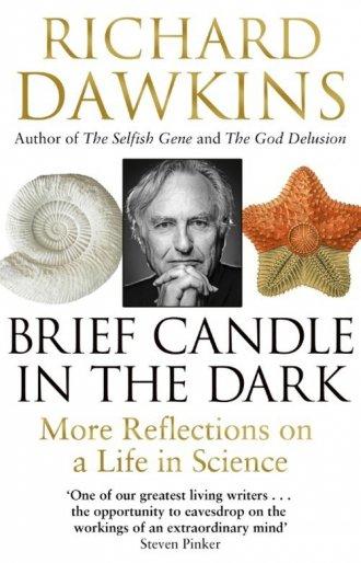 Brief Candle in the Dark - okładka książki