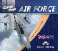 Career Paths. Air Force (CD) - pudełko audiobooku