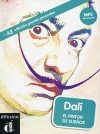 Dali El pintor de suenos - okładka książki