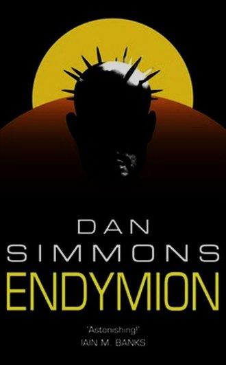 Endymion - okładka książki