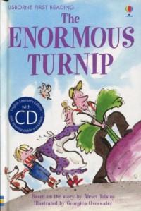 Enormous Turnip (+ CD) - okładka książki