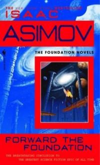 Forward the Foundation - okładka książki
