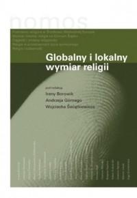 Globalny i lokalny wymiar religii - okładka książki