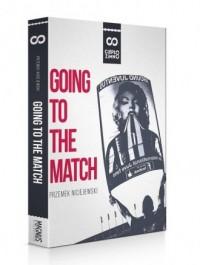 Going to the match - okładka książki