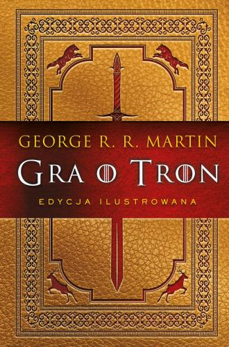 Gra o tron - okładka książki