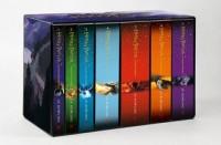 Harry Potter. Pakiet 7 książek - okładka książki
