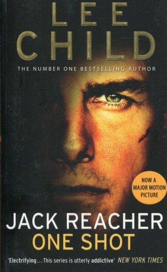 Jack Reacher. One Shot - okładka książki