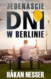 Jedenaście dni w Berlinie - okładka książki