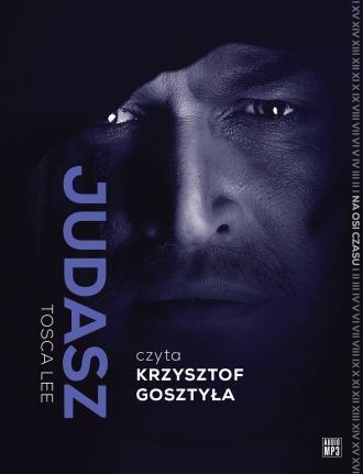 Judasz. Czyta: Krzysztof Gosztyła - pudełko audiobooku