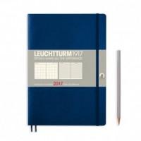 Kalendarz miesięczny z notatnikiem - okładka książki