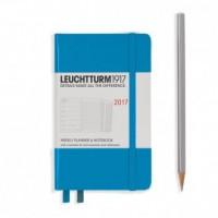 Kalendarz tygodniowy z notatnikiem - okładka książki