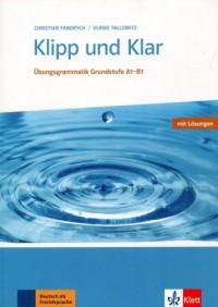 Klipp und Klar Grundstufe A1-B1 - okładka podręcznika