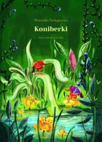Koniberki - okładka książki