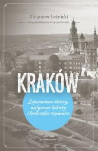 Kraków - Zbigniew Leśnicki - okładka książki