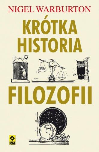 Krótka historia filozofii - okładka książki