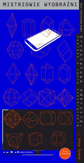 Kryształowe odkrycie. Powieść o - pudełko audiobooku