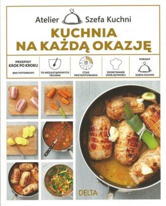 Kuchnia na każdą okazję - okładka książki