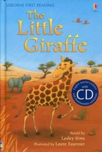 Little Giraffe (+ CD) - okładka książki