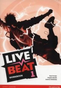 Live Beat 1. Workbook (+ CD) - okładka podręcznika