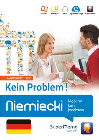 Niemiecki. Kein Problem!. Mobilny - okładka podręcznika