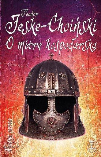 O mitrę hospodarską - okładka książki