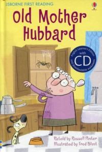 Old Mother Hubbard (+ CD) - okładka książki