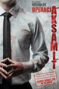 Operacja aksamit - okładka książki