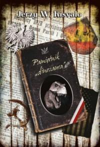 Pamiętnik dinozaura - okładka książki