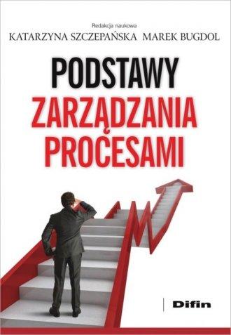 Podstawy zarządzania procesami - okładka książki