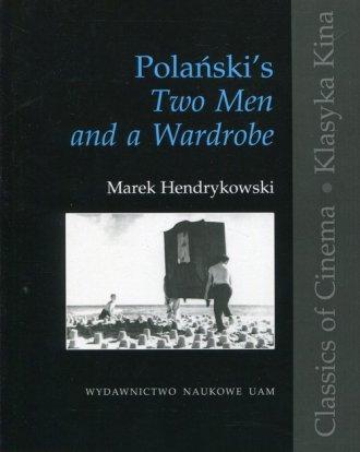 Polańskis Two Men and a Wardrobe. - okładka książki