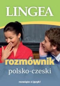 Polsko-czeski rozmównik - okładka książki