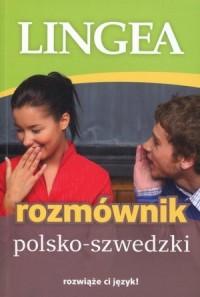 Polsko-szwedzki rozmównik - okładka książki